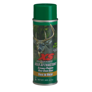 XS Extreme Deer Doe in Heat  Cover Scent & Attractant