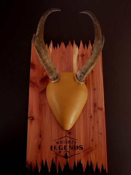 DeadEnd Antelope Antler Mount Kit - Bear Scents
